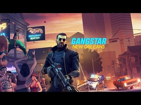 Gangstar New Orleans OpenWorld. Image: Google Play.
