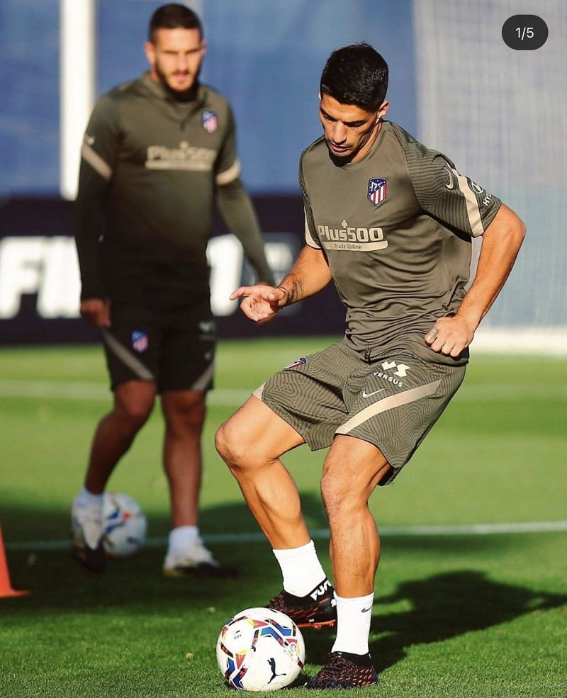 Suarez provided something that Atletico Madrid have lacked for some time now