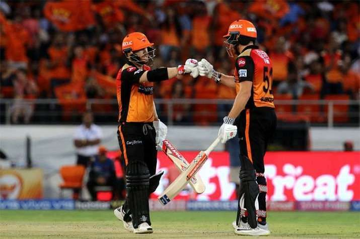 David Warner also believes that SRH top order need to make the most of the powerplay restrictions