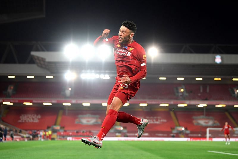 Oxlade-Chamberlain could be on his way to Wolves