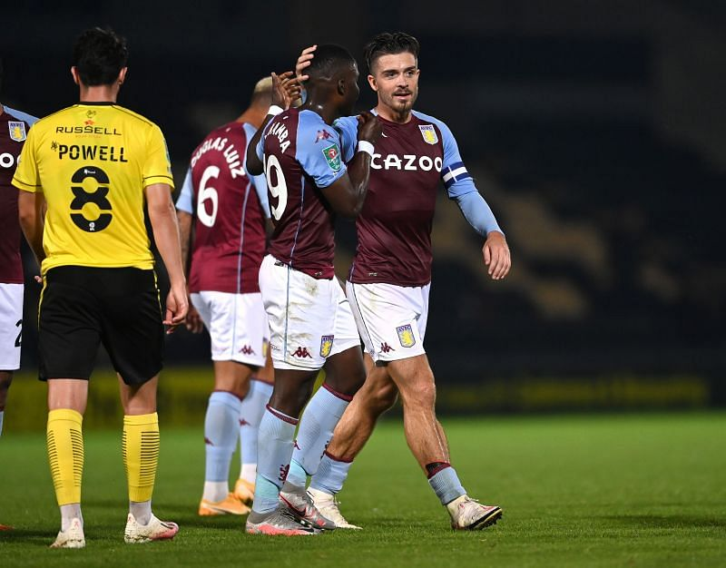 Aston Villa and Jack Grealish will be looking to start off a more serene Premier League season in style