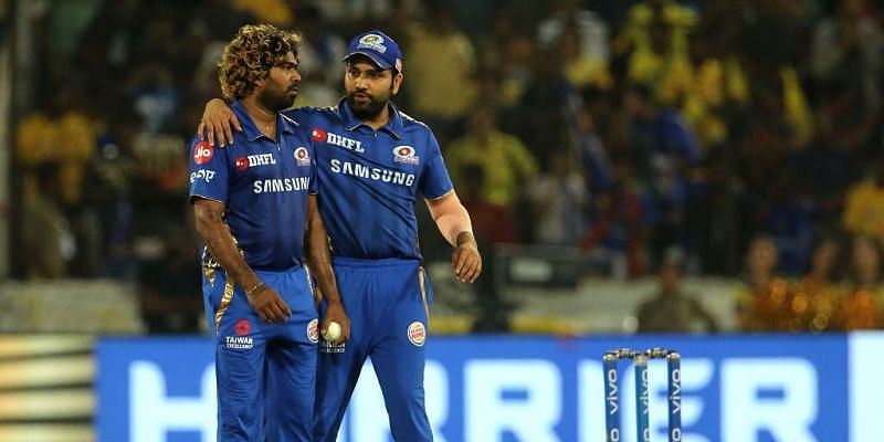 Rohit Sharma says Lasith Malinga is a legend, and he will be missed this year