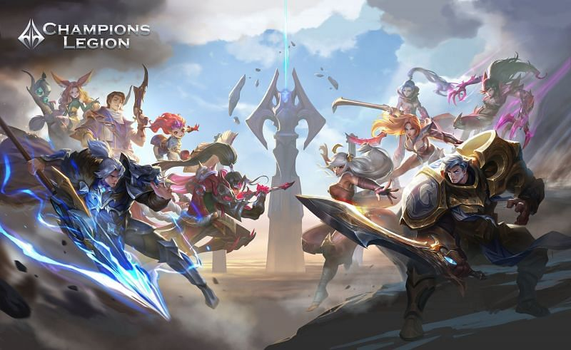 Champions Legion. Image: Champions Legion.