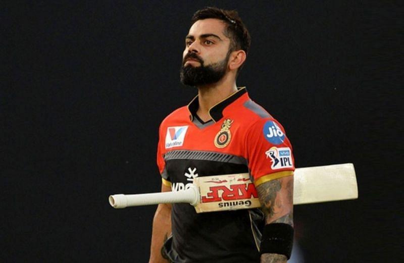 Virat Kohli is yet to hit top gear in IPL 2020 (Image Credits: InsideSport)