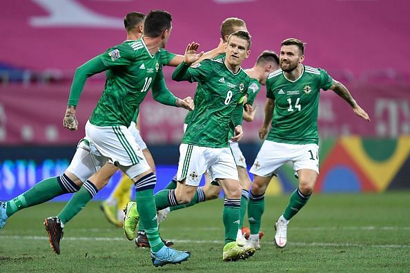 Northern Ireland have a poor record against Norway