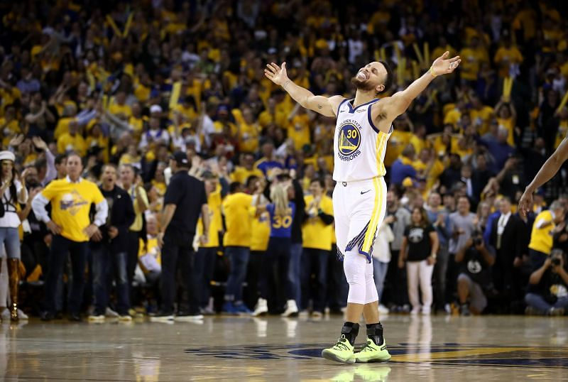 Stephen Curry is the best shooter in the NBA right now.