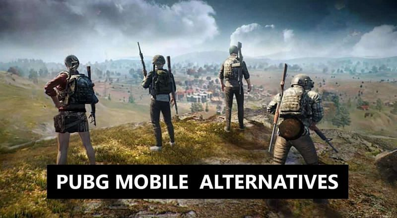 Battle royale games like PUBG Mobile (Image Credits: Techworm)