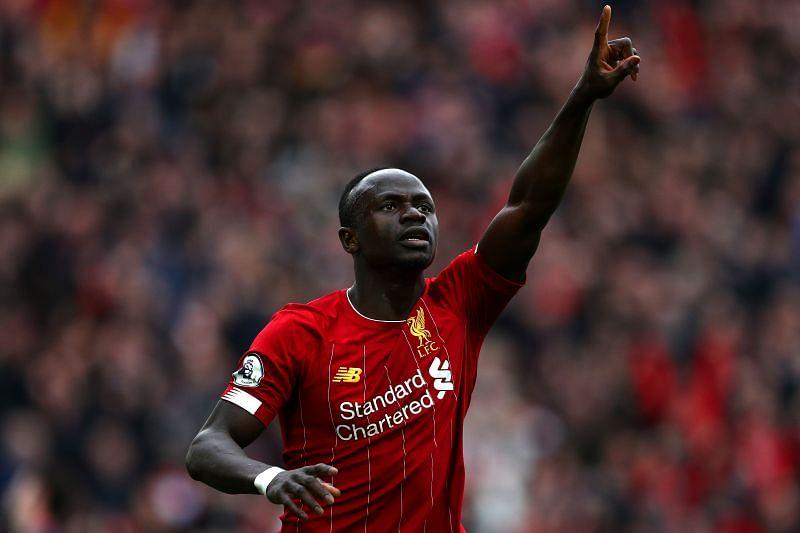 Liverpool star Sadio Mane makes it to FIFA 21