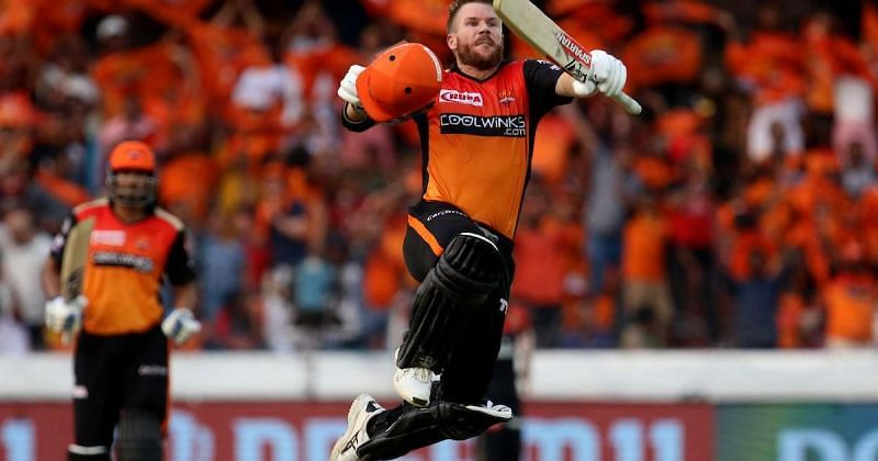 David Warner is the captain of this IPL 2020 left-handers XI