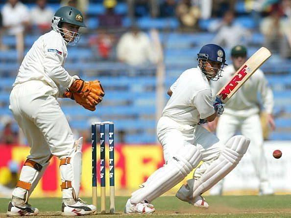 Sachin Tendulkar had played an unbeaten 241-run knock in the Sydney Test of 2004