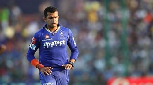 S Sreesanth was involved in the 2013 spot-fixing case
