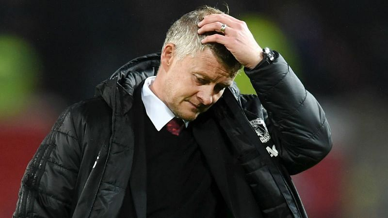 Manchester United have struggled for success since Sir Alex Ferguson