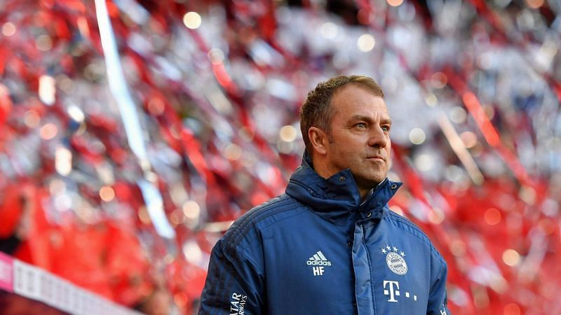 Hansi Flick has transformed the fortunes of Bayern Munich within a short time