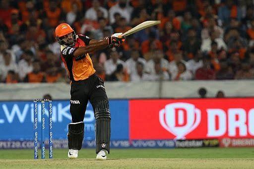 Vijay Shankar is also prepared to play a floater