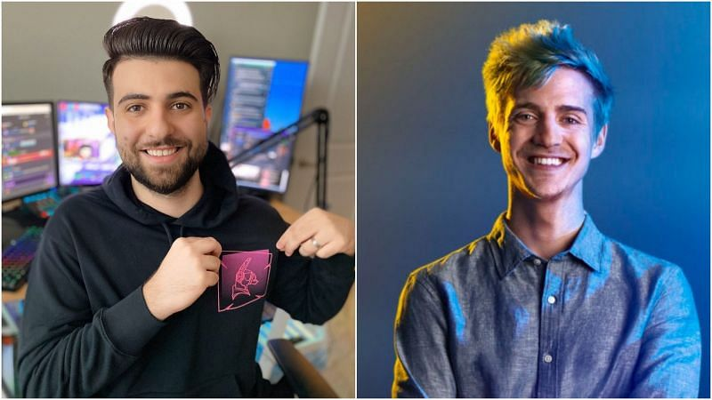 Ninja and SypherPK teamed up after ages for a memorable Fortnite stream
