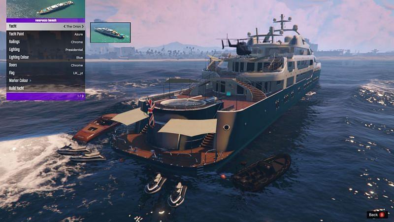 Menyoo PC (Image credits: GTA5-mods.com)