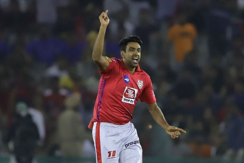 Ashwin was traded to DC by KXIP.