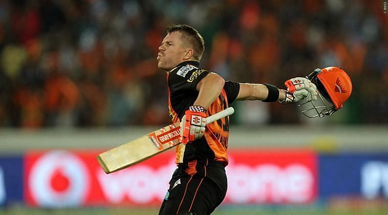 Warner would be looking to get some runs after an unlucky run-out against RCB