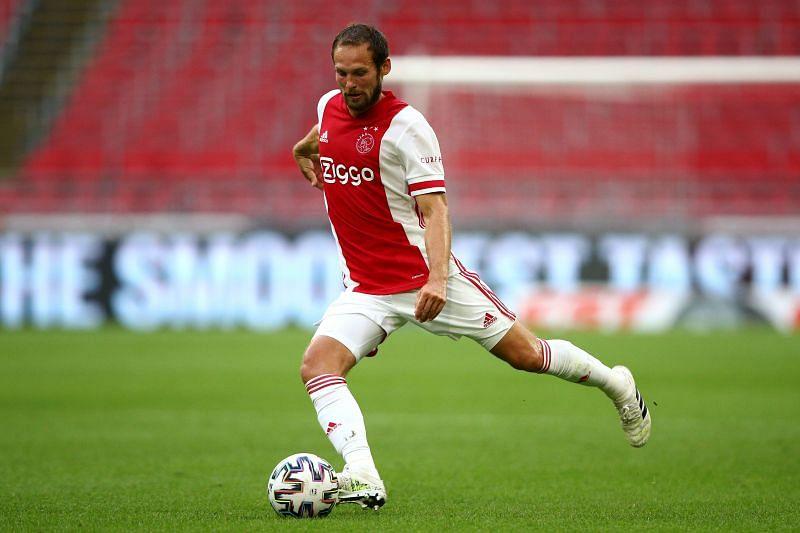 Ajax will face Sparta Rotterdam on Sunday