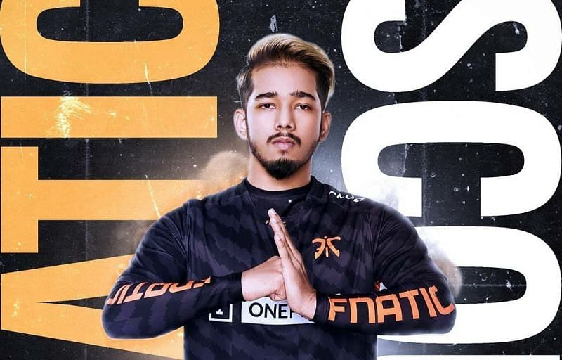 Scout has been named as one of the 200 most influential people in Asia this year (Image credits: Fnatic)