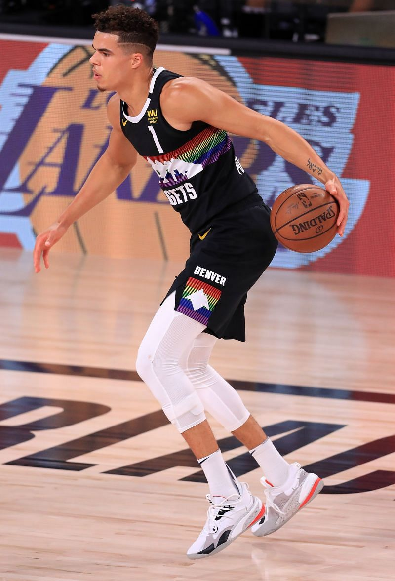Michael Porter Jr continues to impress against the LA Clippers