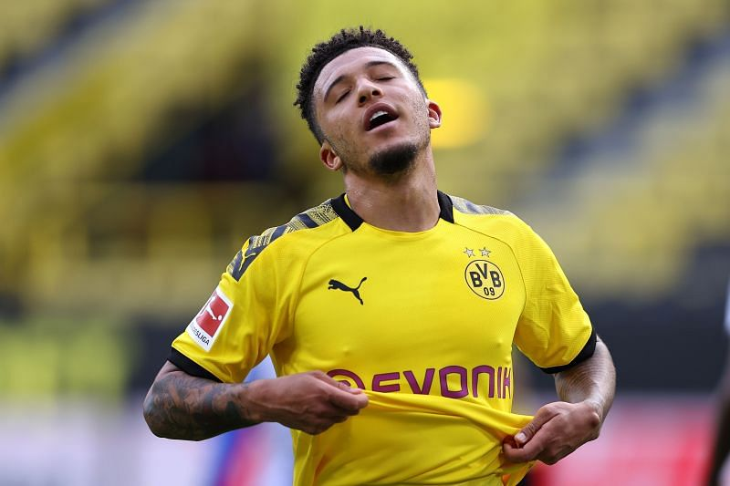 Jadon Sancho said he was excited about the future of the England National team