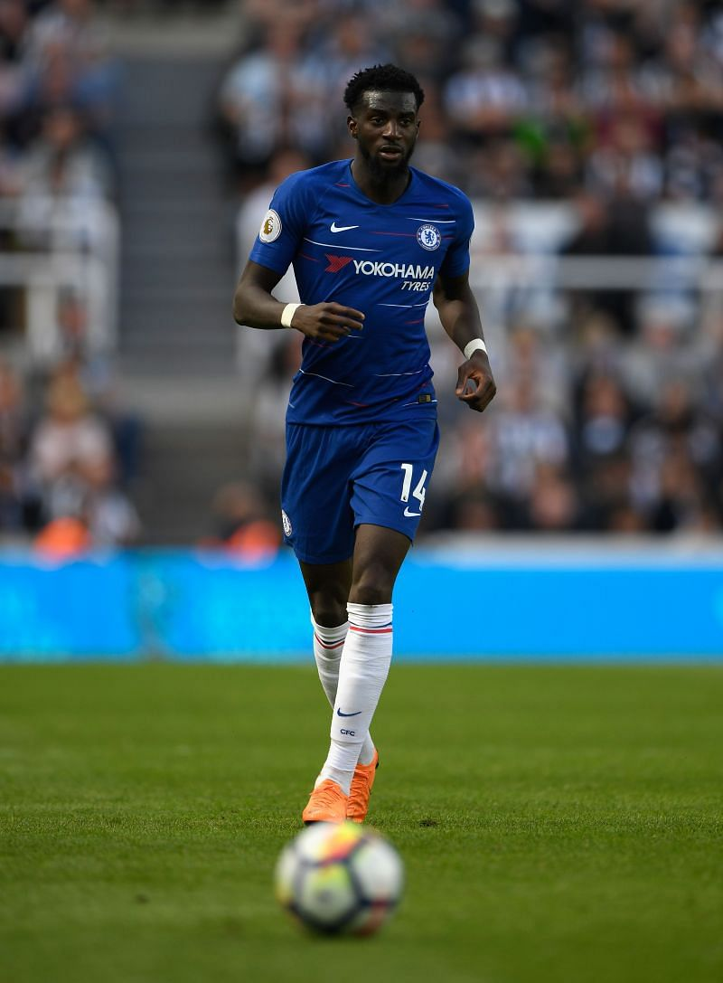 Chelsea are looking to sell Bakayoko to balance their books.