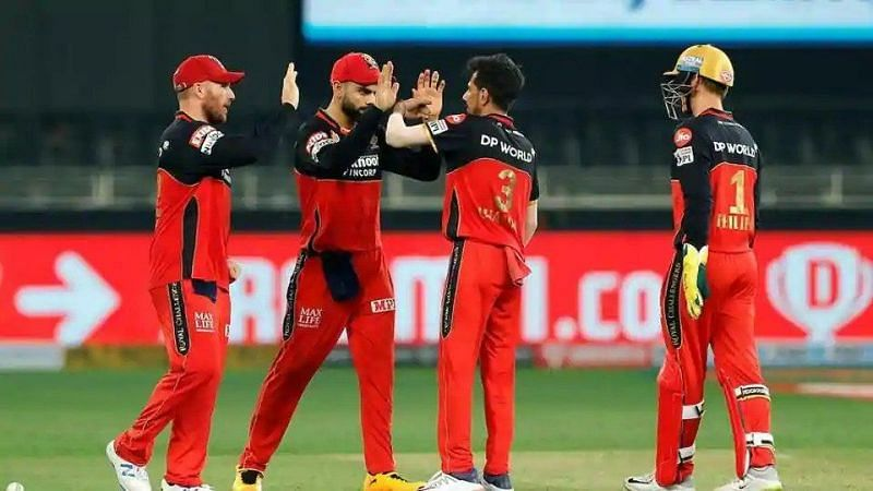 Aaron Finch called Yuzvendra Chahal a true professional because he got the ball to grip even with the dew