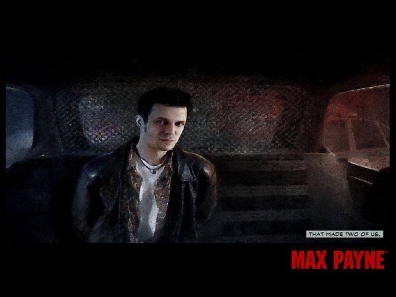Max Payne. Image Credits: WallpaperAccess.