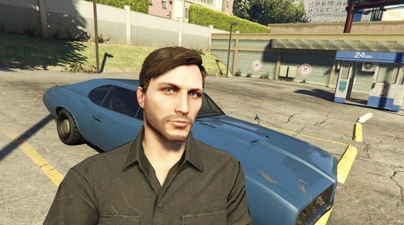 Set the parents to Benjamin and Amelia and work your way up to this character (Image Credits: SNAPMATIC, Reddit)