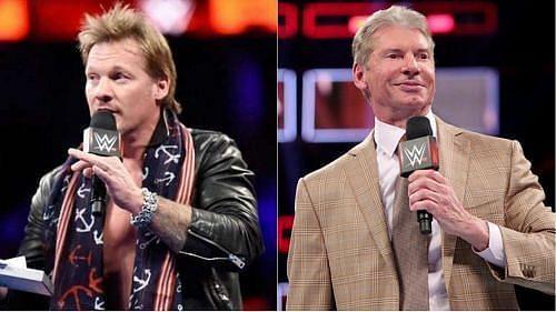 विंस मैकमैहन और WWE दिग्गज क्रिस जैरिको