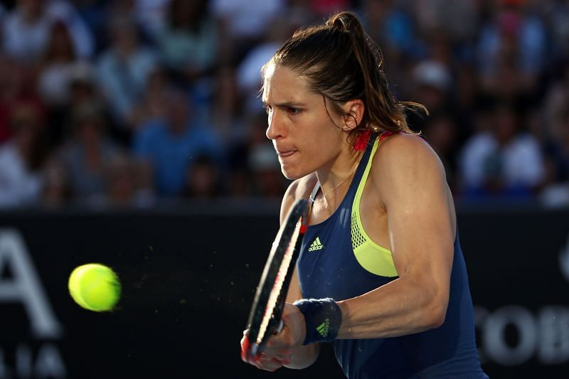Andrea Petkovic enjoys playing on clay, having won four titles on the surface.