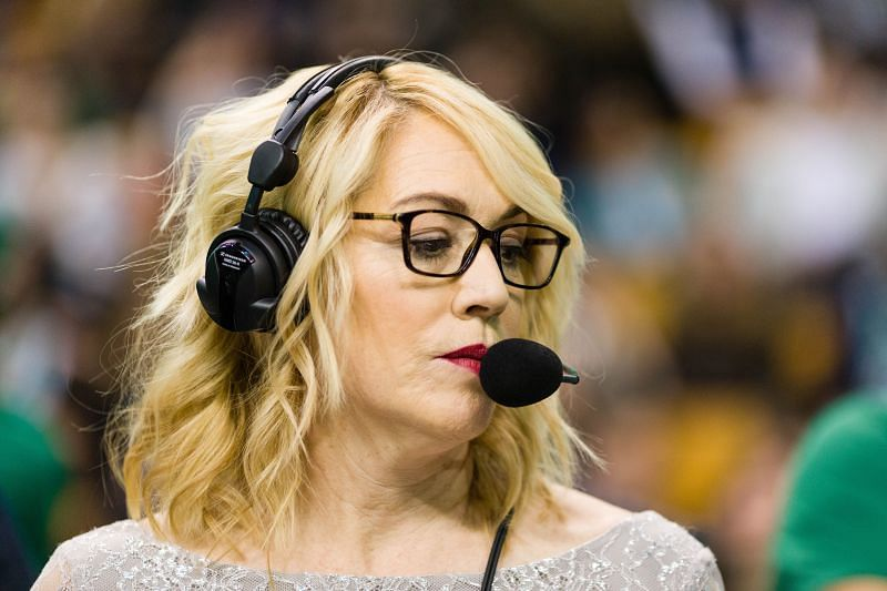 Doris Burke has been associated with ESPN since 1991.