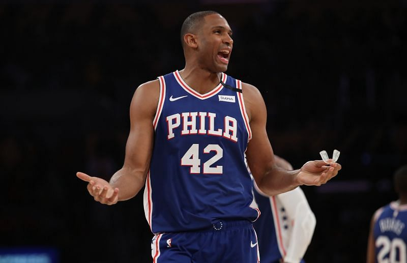 Al Horford might be traded to OKC Thunder in exchange for Chris Paul