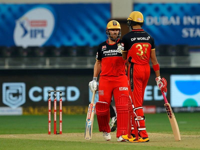 While Padikkal made his IPL debut, Aaron Finch made his RCB debut vs SRH (Image Credits: Sportstar)