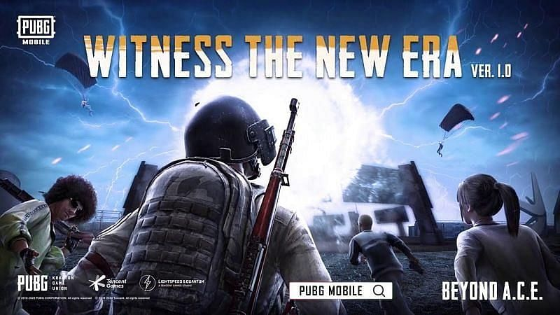 PUBG Mobile: New Era