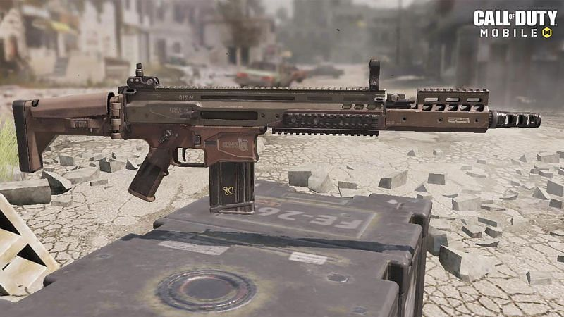 The DR-H (Image Credit: Activision)