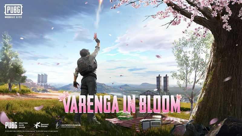 PUBG Mobile Lite Varenga in Bloom (Image credits: PUBG Mobile Lite)