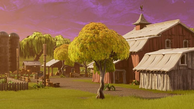 Anarchy Acres might back as a Season 4 POI in Fortnite (Image credits: Fortnite Fandom)