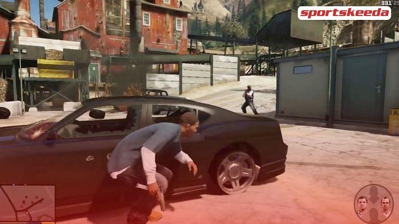 The GTA V