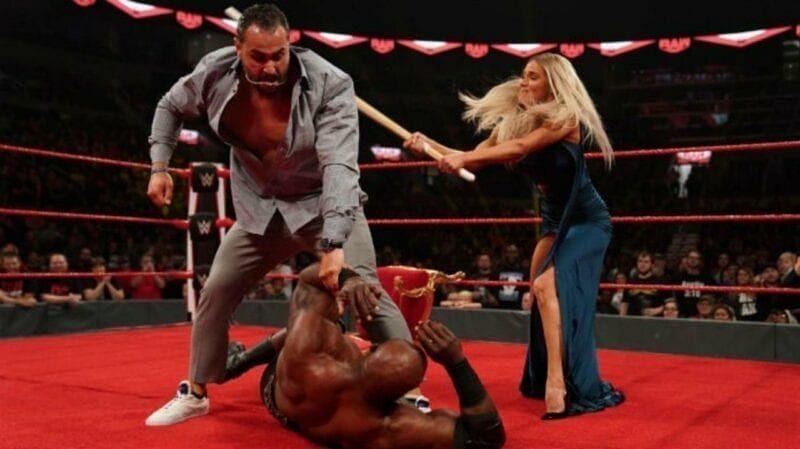 Miro fka Rusev did not always have the best storylines in WWE
