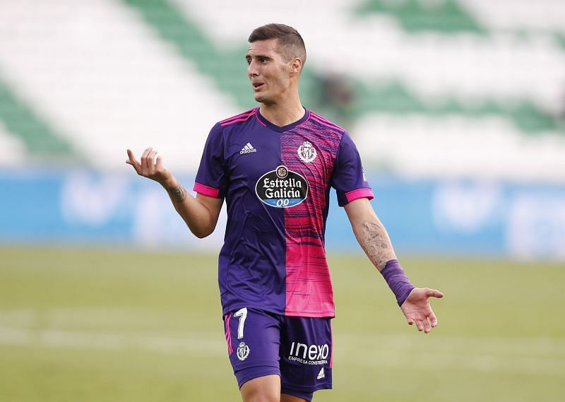 Can striker Sergi Guardiola help Real Valladolid to pick up their first win of 2020-21?
