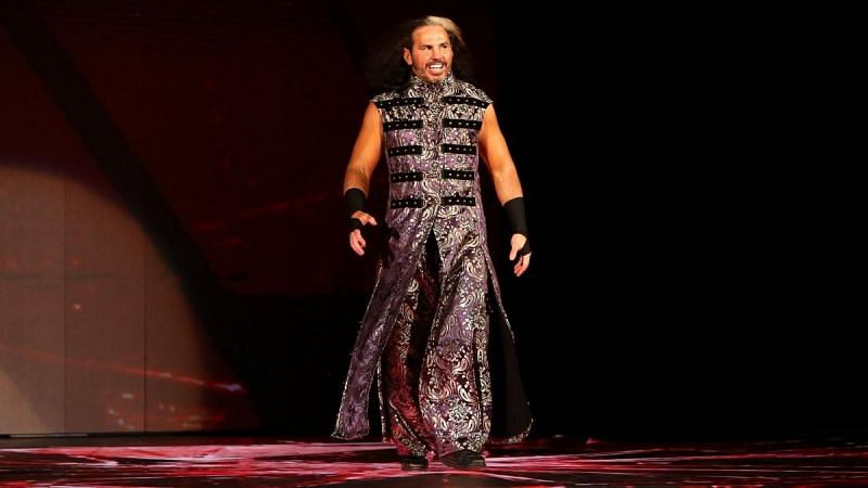 Matt Hardy has come back and forth to WWE