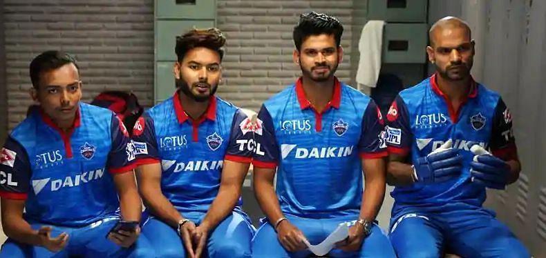 दिल्ली के खिलाड़ी