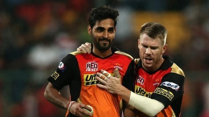 David Warner will be captaining Sunrisers Hyderabad in IPL 2020
