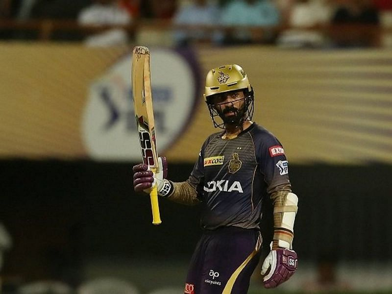 Dinesh Karthik has taken the most catches by a wicket-keeper in IPL history