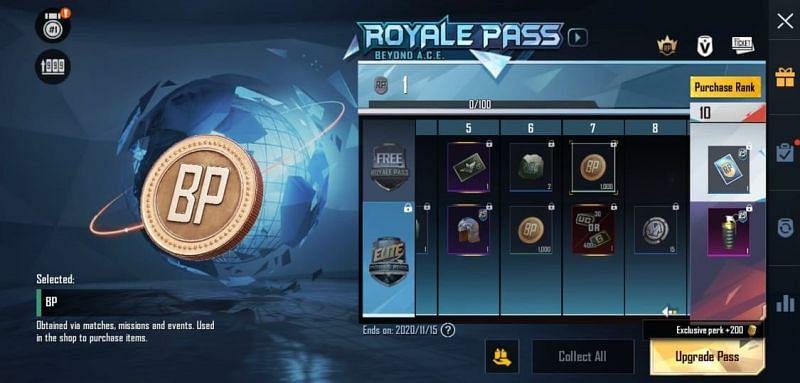 RP - 7 Reward