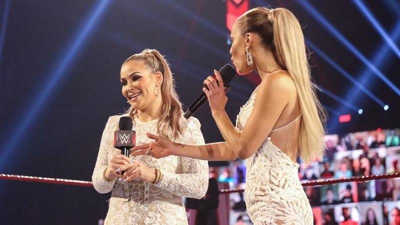 Natalya and Lana