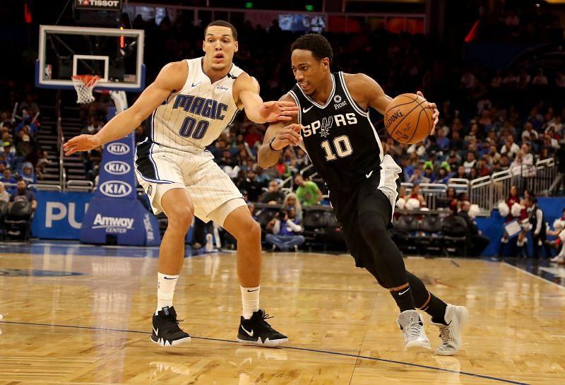 San Antonio Spurs v Orlando Magic.