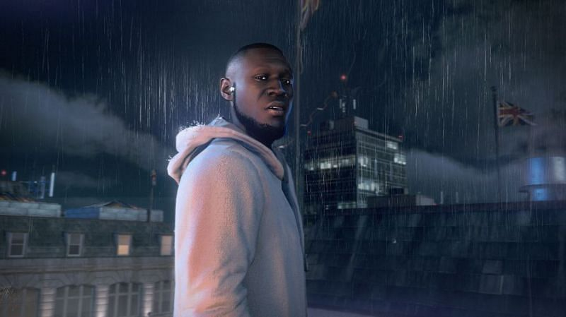 Popular British rapper Stormzy will be making a special appearance in Watch Dogs: Legion (Image Credits: Ubisoft)